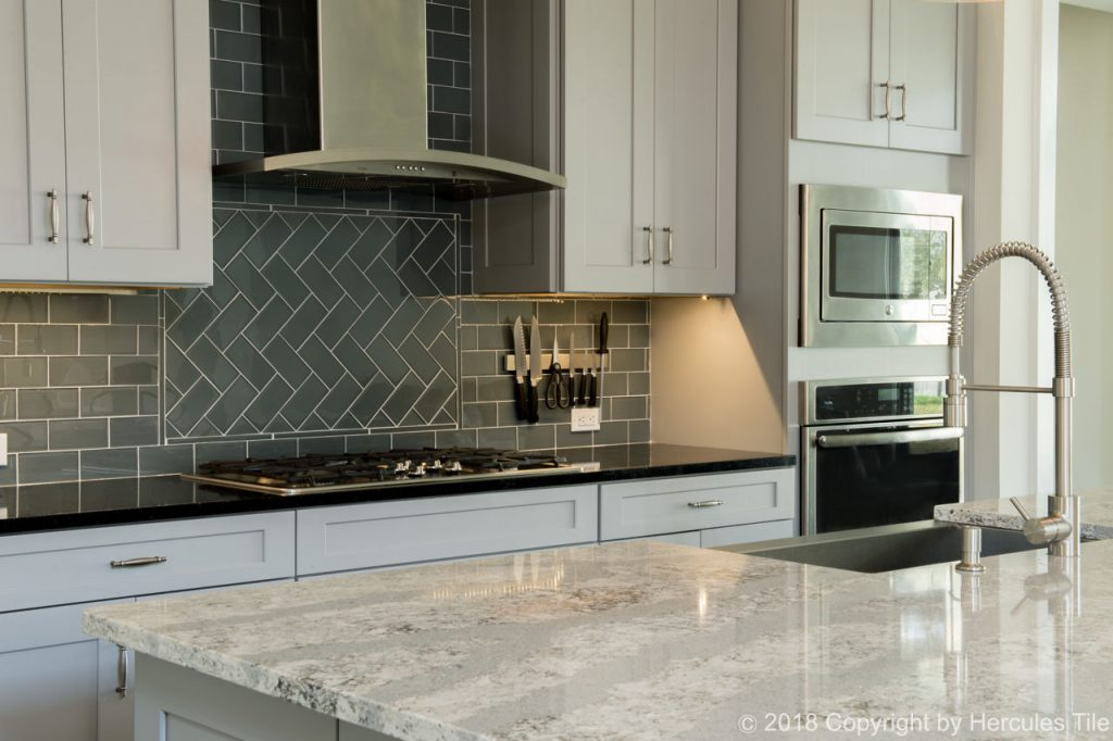 Kitchen Backsplash Installation In Palm Coast